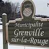 La Municipalité de Grenville-sur-la-Rouge, dans les Basses-Laurentides.