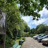 Le parc Lepage à Rimouski