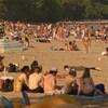 La plage d'Oka peut accueillir jusqu'à 12 000 personnes par jour pendant l'été.