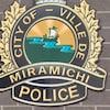 La police de Miramichi.