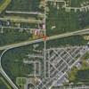 Carte illustrant l'endroit où le pont est situé.