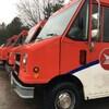 Des camions de Postes Canada