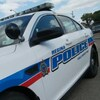 Une voiture du Service de police de Regina.