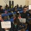 Des parents de l'école Anne-Hébert à Vancouver assistent à la rencontre avec le CSF