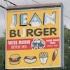 L'affiche du restaurant Jean Burger.
