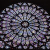 Vitraux de la cathédrale Notre-Dame de Paris