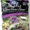 Un sachet de salade de légumes