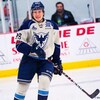 Samuel Poulin sur la glace