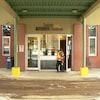 Le centre de santé St-Thomas.