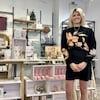 Valérie Arsenault, propriétaire de la boutique La Fabrik.