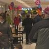 Le Vendredi fou incite les gens à magasiner en ligne plutôt que dans les commerces, comme c'est le cas à Bathurst au Nouveau-Brunswick.