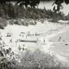 Image d'archive de Victoria Beach en 1936.