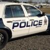 Voiture de la police de Thunder Bay.