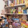 Une photo montrant des jouets