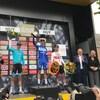 Julian Alaphilippe, sur la plus haute marche du podium de la Flèche wallonne pour une deuxième année de suite