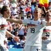 L'Allemagne domine l'Afrique du Sud 4-0.