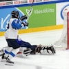 L'IIHF refuse le but de la Finlande en prolongation.