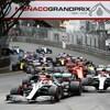 Lewis Hamilton en tête du Grand Prix de Monaco, au départ