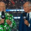 Don Cherry (à gauche) et Ron McLean