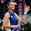 Karolina Pliskova championne à Rome