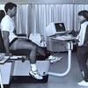 Un patient en physiothérapie