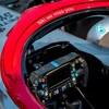 L'arceau de sécurité de type Halo de Mercedes-Benz à Monaco avec l'inscription: «Niki, tu nous manques»