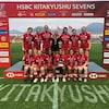 Les Canadiennes remportent une étape des Séries mondiales de rugby à 7 pour la première fois depuis l'arrêt à Sydney en 2017.