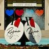 La fontaine de l'hôtel de ville de Regina.