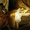 Tableau : Desdemone et Othello par Antonio Muñoz Degrain