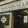 La librairie Tranquille en 1973