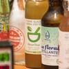 Des bouteilles boissons désaltérantes qui renferment moins de sucre que la moyenne.
