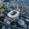 Le stade principal des Jeux olympiques de Tokyo