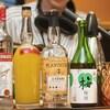 Les alcools utilisés par la mixologue Gabrielle Panaccio.
