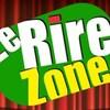 L'affiche du spectacle Rire Zone (MB).