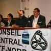 Congrès du Conseil central de la Côte-Nord (CSN), à Forestville, mai 2019