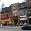 La rue Queen à Toronto