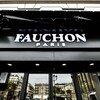 La devanture d'un magasin Fauchon, à Paris