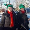 Francine et Monique bénévoles à Sercovie