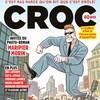 La page couverture du numéro spécial 40e anniversaire du magazine <i>Croc</i>.