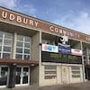 L'aréna actuel du Grand Sudbury