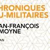 """Couverture du livre """"Chroniques hu-militaires"""" de Jean-François Lemoyne."""