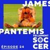 Le gardien du CF Montréal, James Pantemis, se tient la tête à deux mains après avoir accordé un but.