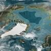 Les pays côtiers de l'Océan Arctique effectuent d'intenses recherches scientifiques sur ses fonds marins pour déterminer à qui appartient l'Arctique.