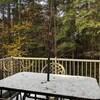 À leur réveil, des résidents de Lac-Beauport ont pu contempler des tapis blancs à quelques reprises en octobre.