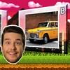 L'humoriste propose un quiz sur les taxis jaunes de New-York