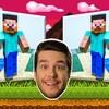 L'humoriste propose aux enfants un quiz sur Minecraft