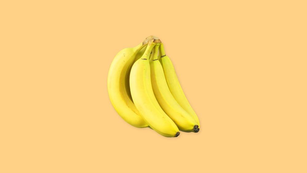 Banane - Ingrédients - Mordu