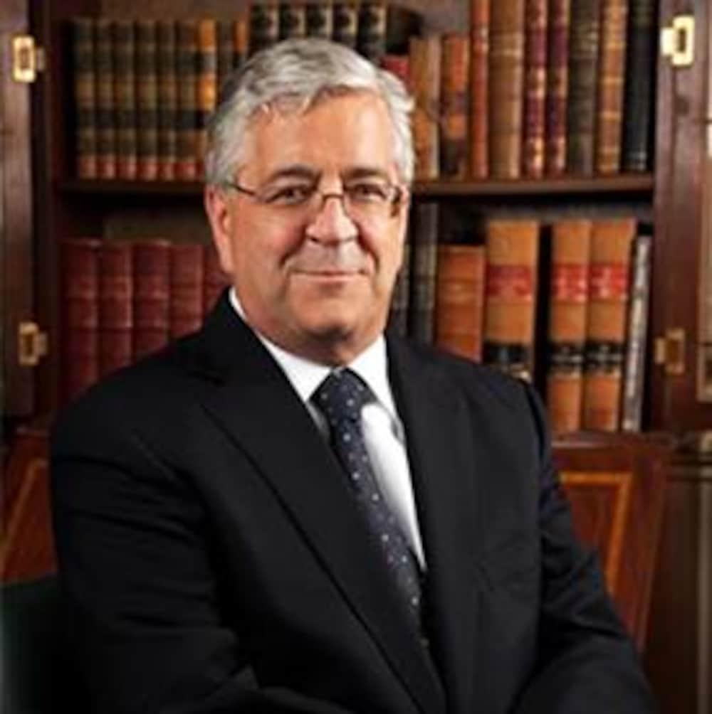 L'avocat Louis-Victor Sylvestre