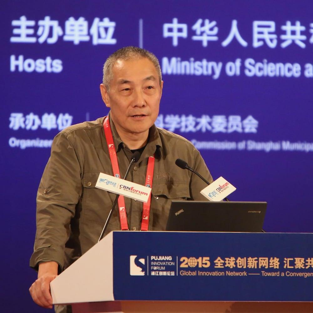 Le président de BGI, Wang Jian.