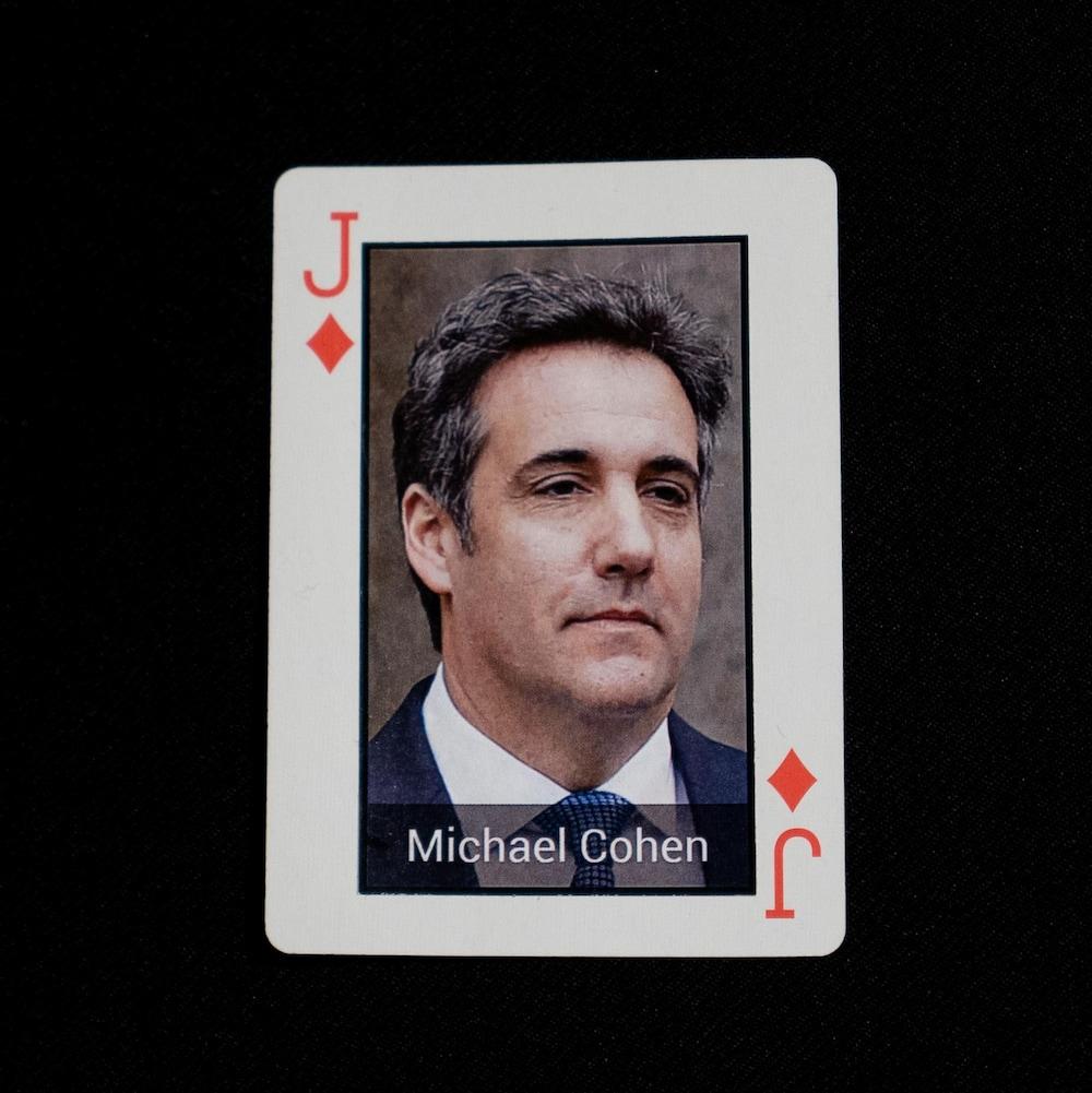 Carte de Michael Cohen